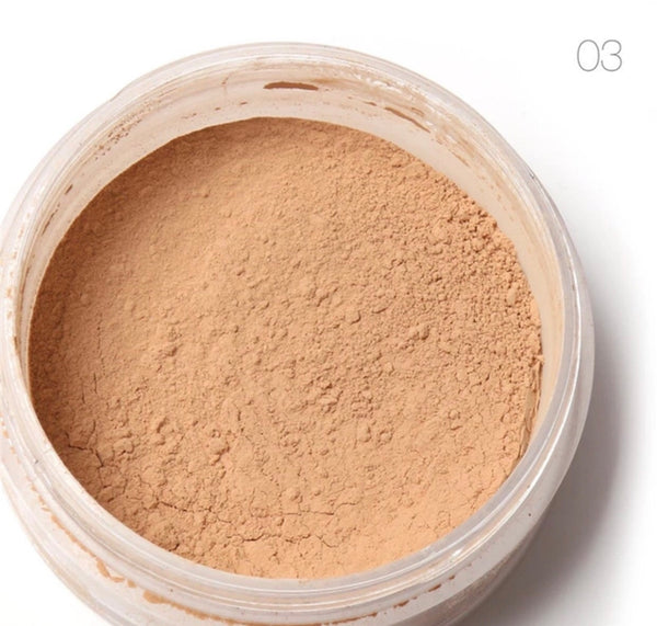 FOCALLURE Mineral Loose Face Powder FA15