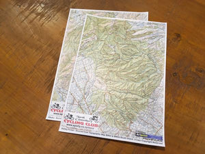 Fabric Map - Ashley Forest Map Currently Out of Stock