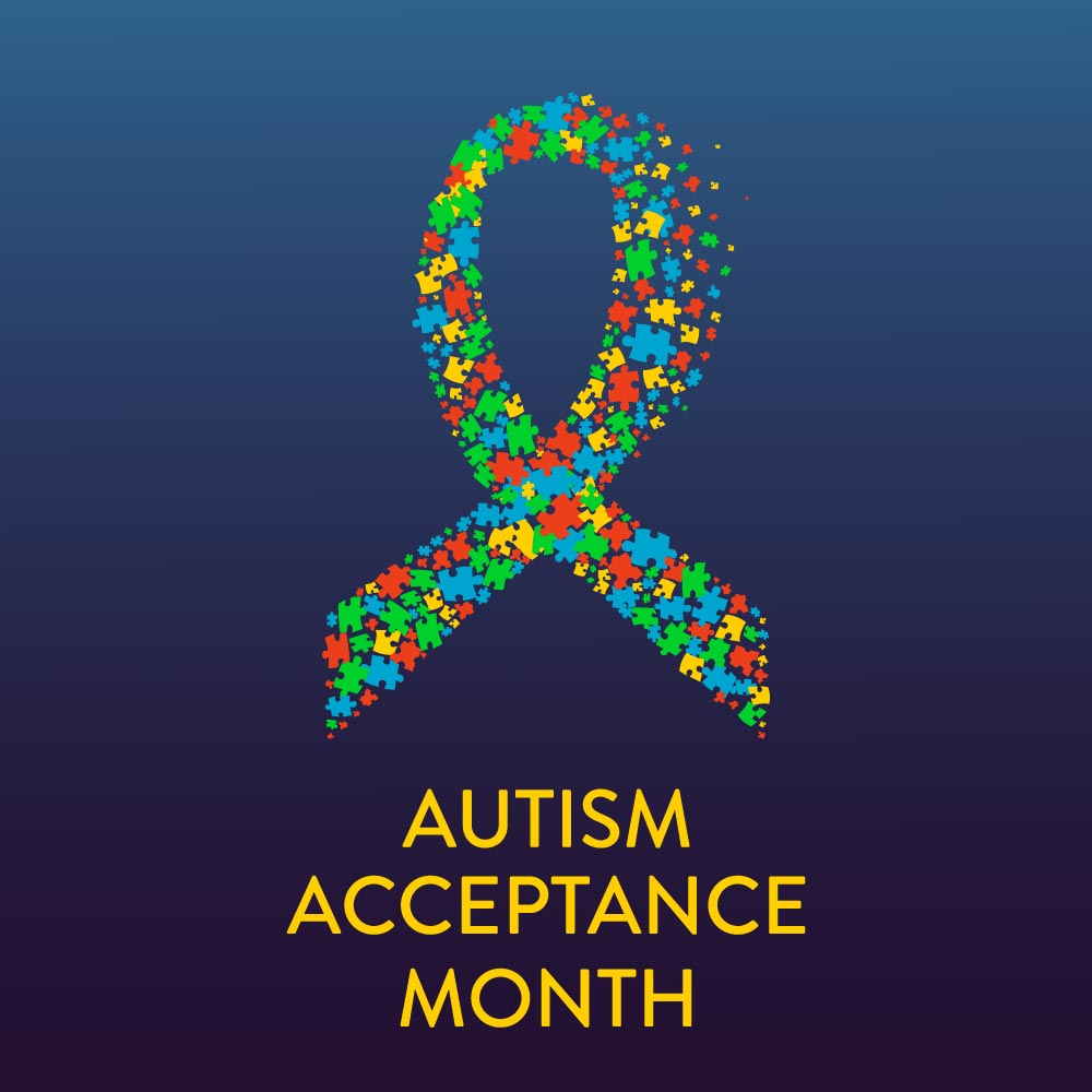 Autism Acceptance - Not Just Awareness