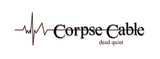 Corpse Cable Logo - Pulse - Dead Quiet