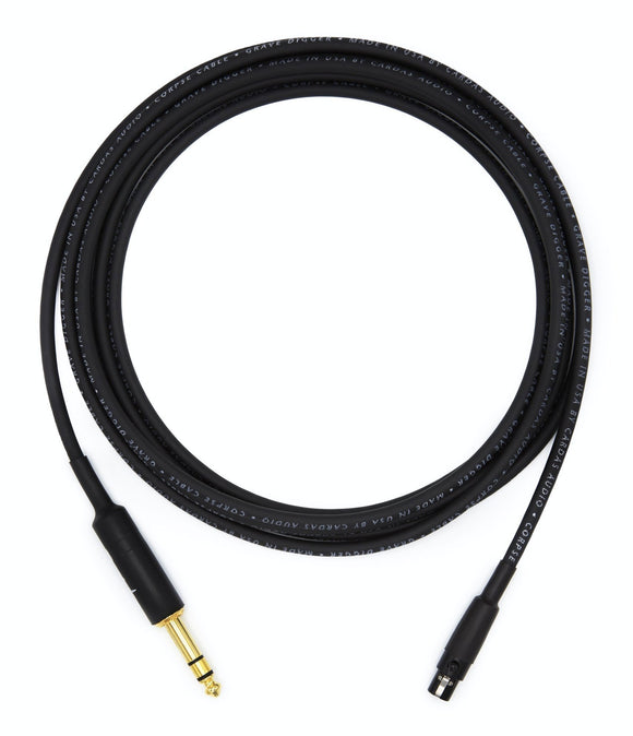 Corpse Cable GraveDigger for Beyerdynamic DT 1770 Pro / DT 1990 Pro - 1/4