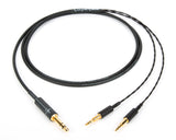 "Corpse Cable for Beyerdynamic T1 / T5p - 1/4"" Plug - 6ft"