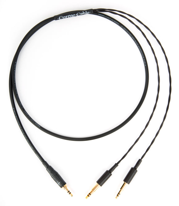 Corpse Cable for Beyerdynamic T1 / T5p - 1/8