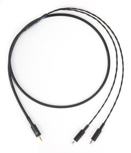 Corpse Cable for Sennheiser HD 800, HD 800S, HD 820 - 2.5mm TRRS Plug - 4ft