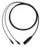 Corpse Cable for Sennheiser HD 800, HD 800S, HD 820 / 4-Pin XLR / 6ft