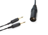 Corpse Cable GraveDigger for Focal Elear / Clear / Elegia / Stellia / Radiance / Elex - (4-Pin) XLR - 6ft