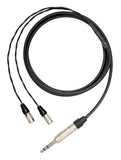 "Corpse Cable for MrSpeakers ETHER / C / FlOW / ÆON - 1/4"" Plug - 6ft"