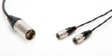 Corpse Cable for MrSpeakers ETHER / C / FlOW / AEON (4-Pin XLR) - 10ft