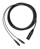 Corpse Cable for ZMF Headphones / 4-Pin XLR / 10ft