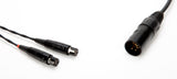 Corpse Cable for Audeze LCD Series Headphones / 4-Pin XLR