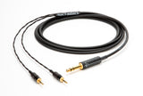 "Corpse Cable for HiFiMAN Sundara / Ananda Planar Magnetic Headphones  - 1/4"" Plug - 10ft"