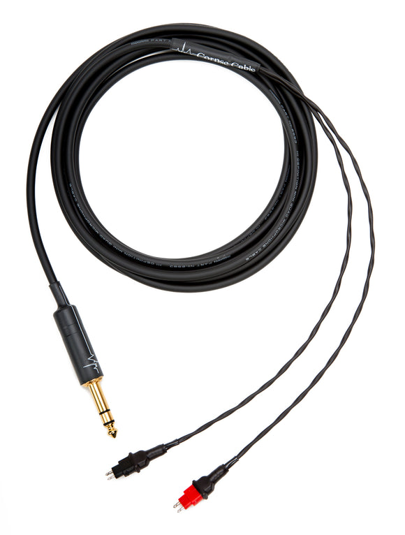 Corpse Cable for Sennheiser HD600, HD 6XX, HD 650, HD 660S - 1/4