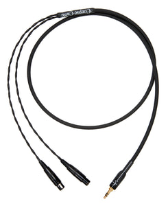 "Corpse Cable GraveDigger for Audeze LCD Series Headphones - 1/8"" Plug - 4ft"