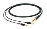 "Corpse Cable GraveDigger for Focal Elear / Clear / Elegia / Stellia / Radiance / Elex - 1/4"" Plug - 6ft"