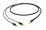 "Corpse Cable GraveDigger for HiFiMAN Ananda / Sundara Planar Magnetic Headphones - 1/8"" Plug - 4ft"