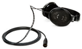 Corpse Cable GraveDigger for Sennheiser HD650 / 660 S / 600 / 6XX - (4-Pin XLR) - 6ft