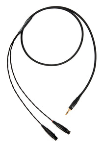 "Corpse Cable for ZMF Headphones - 1/8"" Plug - 4ft"
