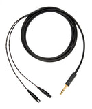 "Corpse Cable for Audeze LCD2 / 3 / 4 / 4z / X / XC / MX4 - 1/4"" Plug - 10ft"