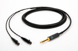 "Corpse Cable for ZMF Headphones - 1/4"" Plug - 10ft"