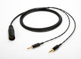 Corpse Cable for HiFiMAN Ananda / Sundara / Arya Planar Magnetic Headphones / 4-Pin XLR / 6ft