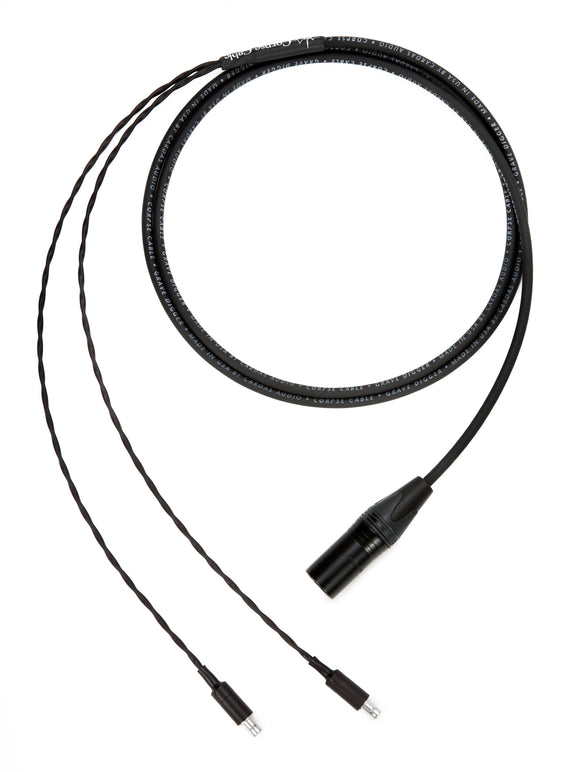 Corpse Cable GraveDigger for HD 800 / 800 S / 820 (4-Pin) XLR - 6ft