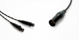 Corpse Cable GraveDigger for Meze Audio Empyrean Planar Magnetic Headphones / 4-Pin XLR / 6ft
