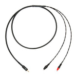 Corpse Cable for Sennheiser HD600 / 6XX / 650 / 660 S - 2.5mm TRRS - 4ft