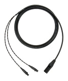 Corpse Cable GraveDigger for ZMF Headphones / 4-Pin XLR / 10ft