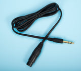 "Sennheiser HD 650 4-Pin XLR to Stock 1/4"" Adapters"