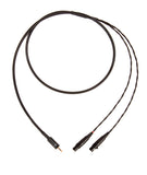 Corpse Cable for Meze Audio Empyrean Planar Magnetic Headphones - 2.5mm TRRS Plug - 4ft