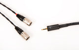 Custom GR∀EDIGGER Cable for MrSpeakers ETHER / C / FlOW / ÆON Headphones