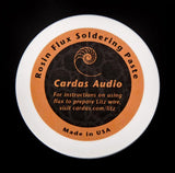 Activated Rosin Flux Soldering Paste - Cardas Audio