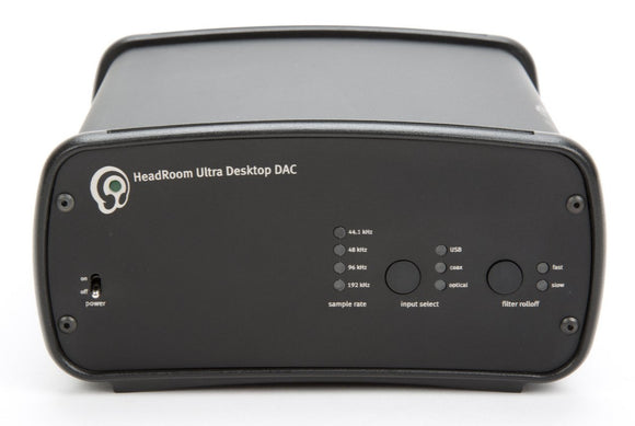 HeadRoom Ultra Desktop DAC (UDAC) - Astrodyne Power Supply
