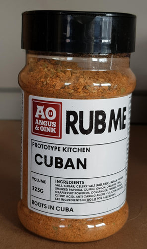 Angus & Oink - Cuban Seasoning 225g