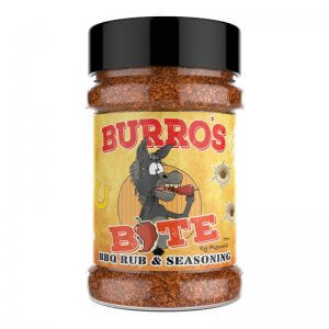 Burro's Bite BBQ Rub by Miss Piggys' BBQ Team - 200g