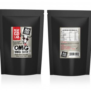 Angus & Oink - OMG BBQ Beef Deep Penetration Injection 500g