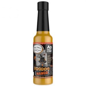 Angus & Oink - Voodoo Mango West Indian Pepper Hot Sauce
