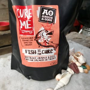 Angus & Oink - Beetroot, Orange & Dill Cure 1kg