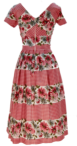 Cindy Summer Picnic Dress