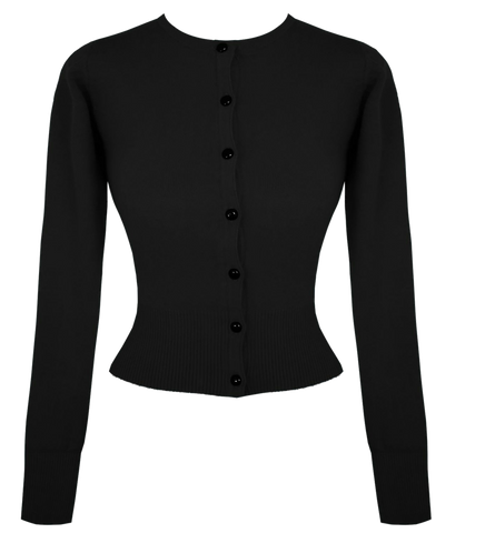 Paloma Cardigan black