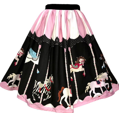 Carousel Swing Skirt
