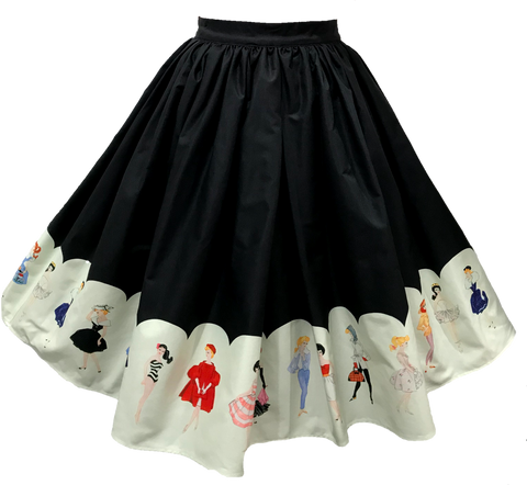 My Barbie Collection Swing Skirt