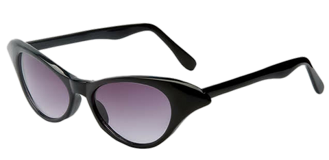 Star Cat Eye Sunglasses