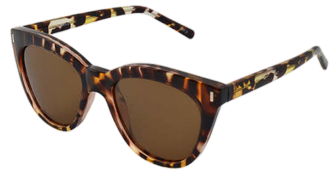 Annie Tortoise (Polarised) Sunglasses