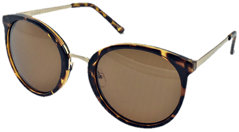 Debbie Tortoise (Polarised) Sunglasses