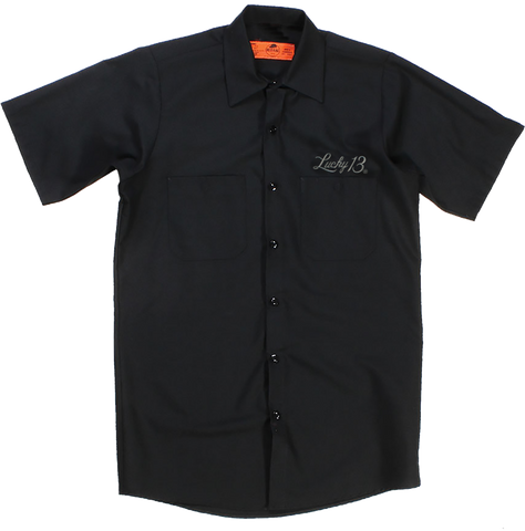 True Custom Work Shirt