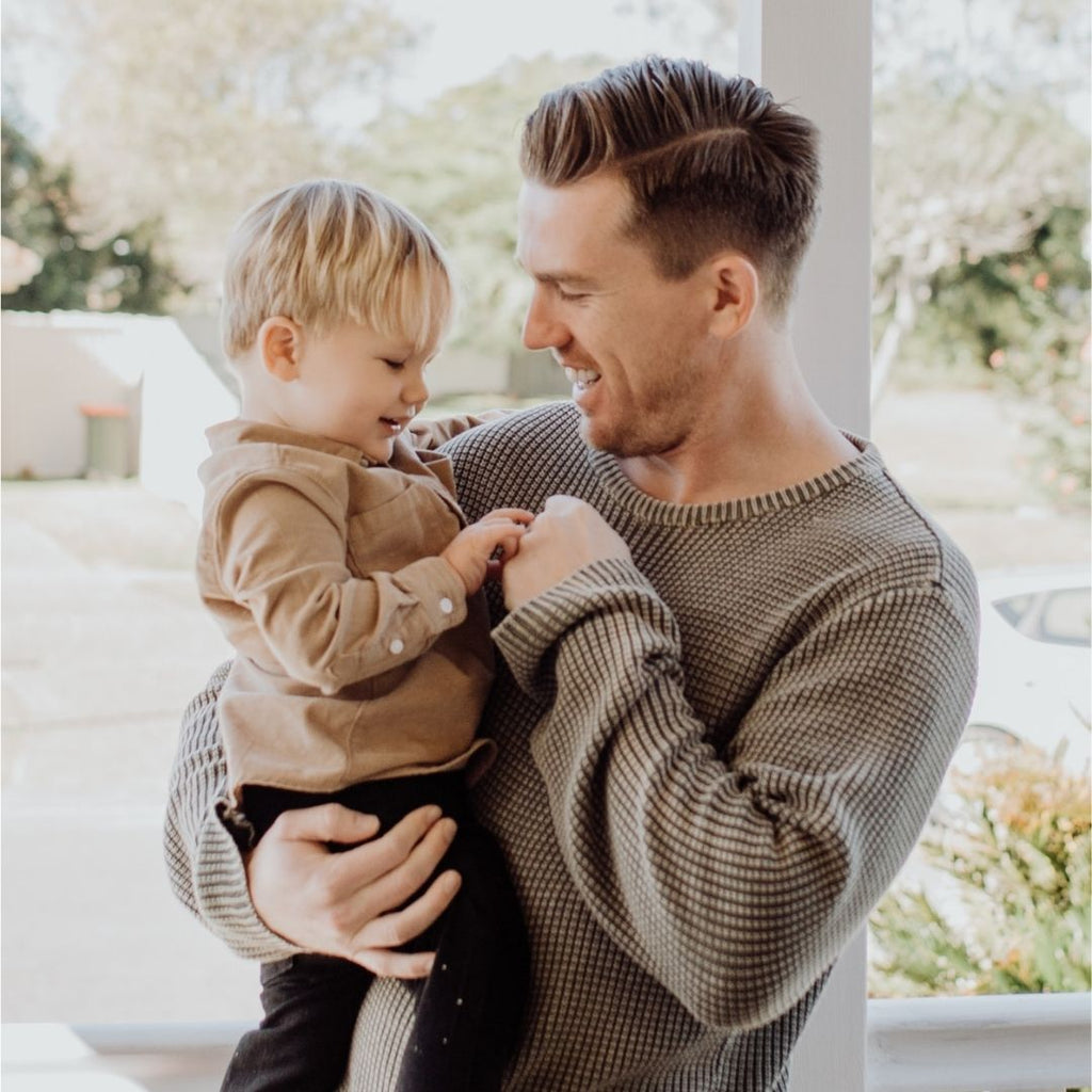 This year we're celebrating Father's Day with 6 Cushii dads who have allowed us to peek into their precious fatherhood journey