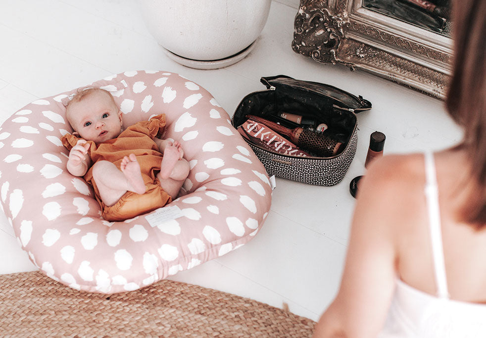 Learn the 10 time-saving hacks for new mums that will save your sanity