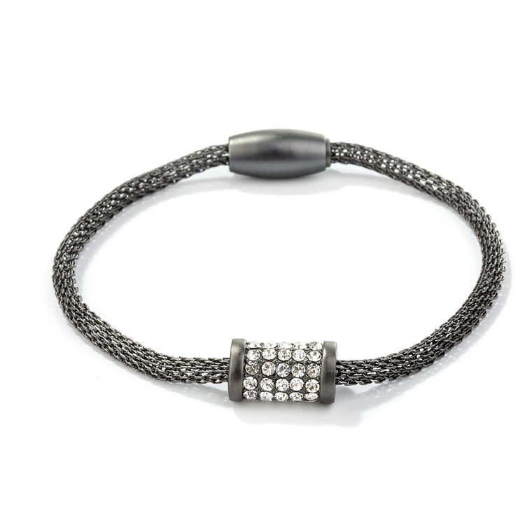 Crystal Bead Bracelet for Women Men