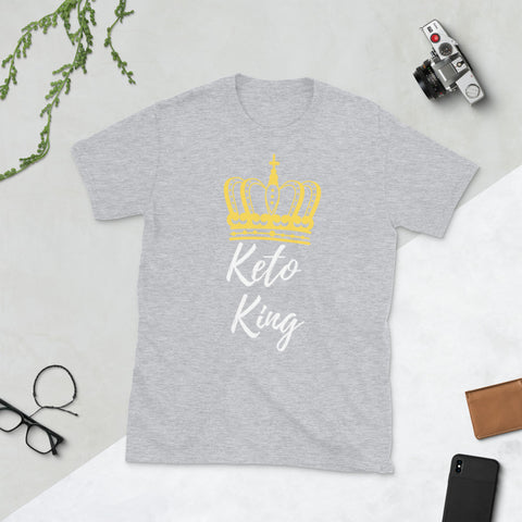 Image of Keto King Unisex T-Shirt